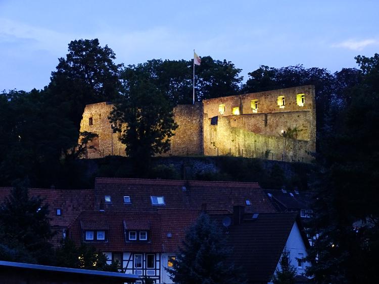 Heldenburg leuchtet in neuem Glanz